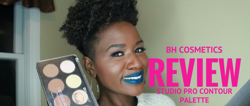 BH Cosmetics Studio Pro Contour Palette Review