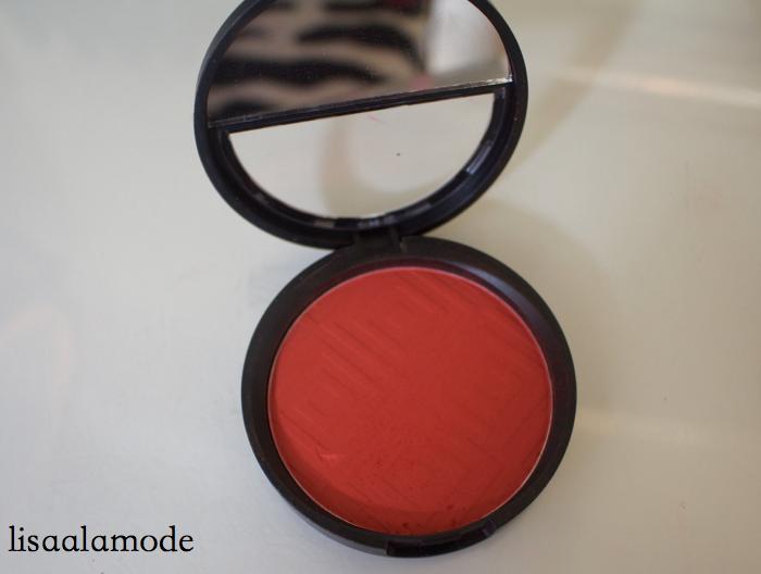 best orange blush for dark skin