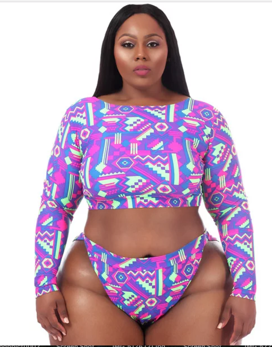 d4089647f80 BUYBLACK  This New Black-Owned Plus Size Swimwear Line is EVERYTHING ...