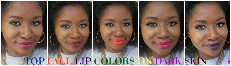 20 Best Lipsticks For Dark Skinned Women