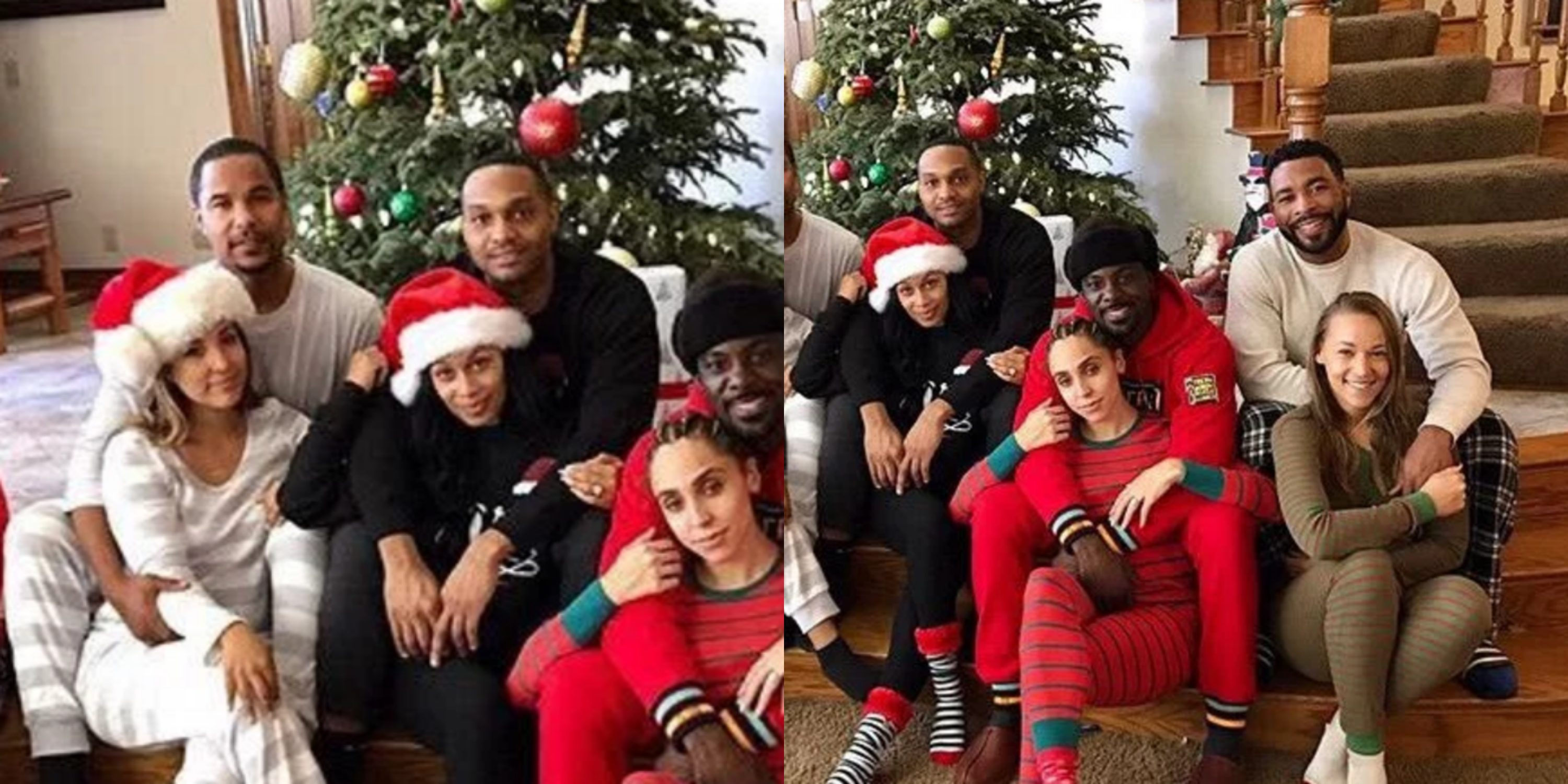Was This Picture of Lance Gross & Friends Just For Fun? Or a Clear ...